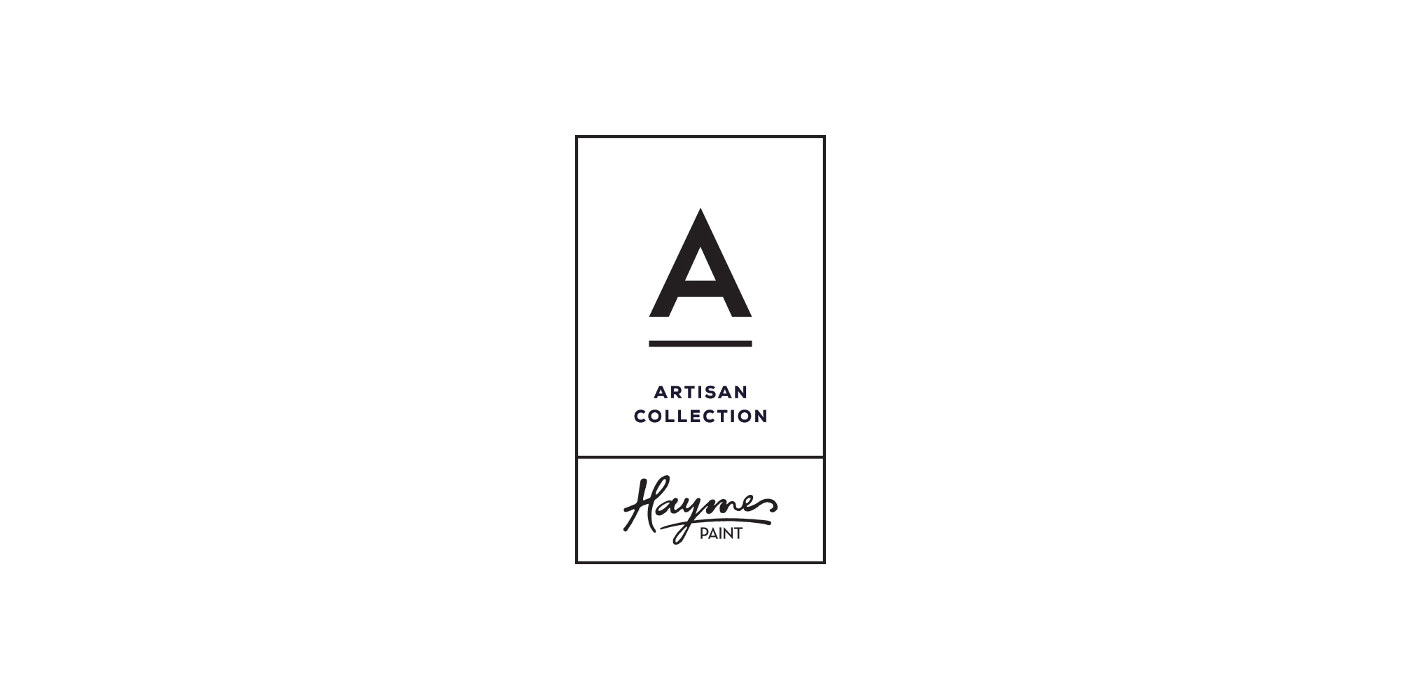 Haymes Artisan Collection - Branding