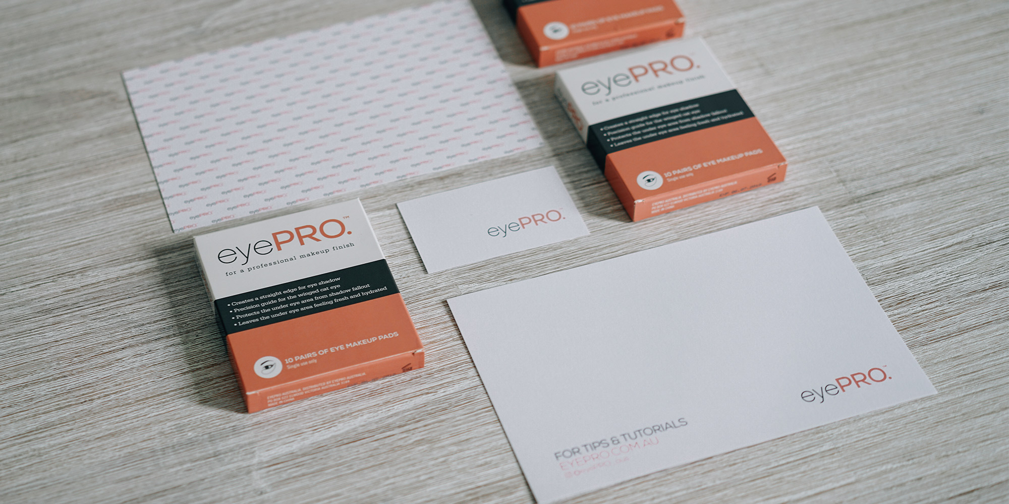 eyePRO - Packaging and Thank You