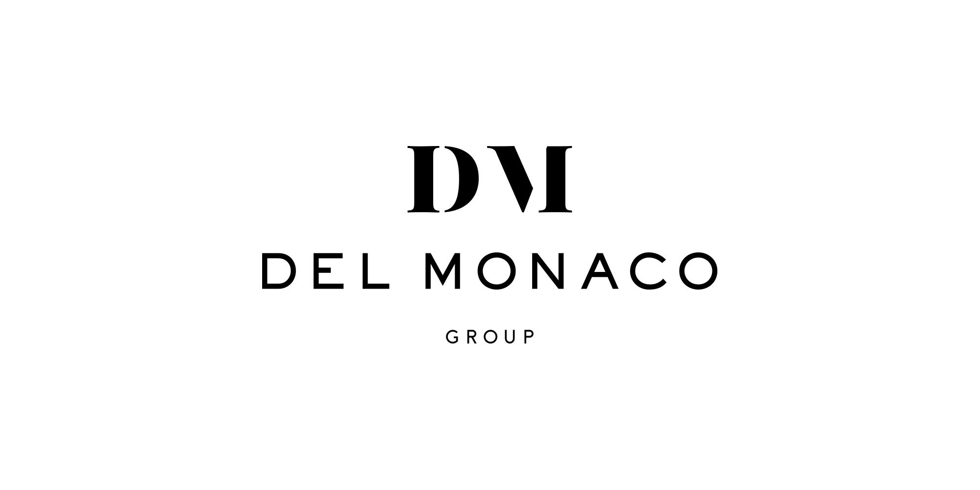 Del Monaco Group Branding
