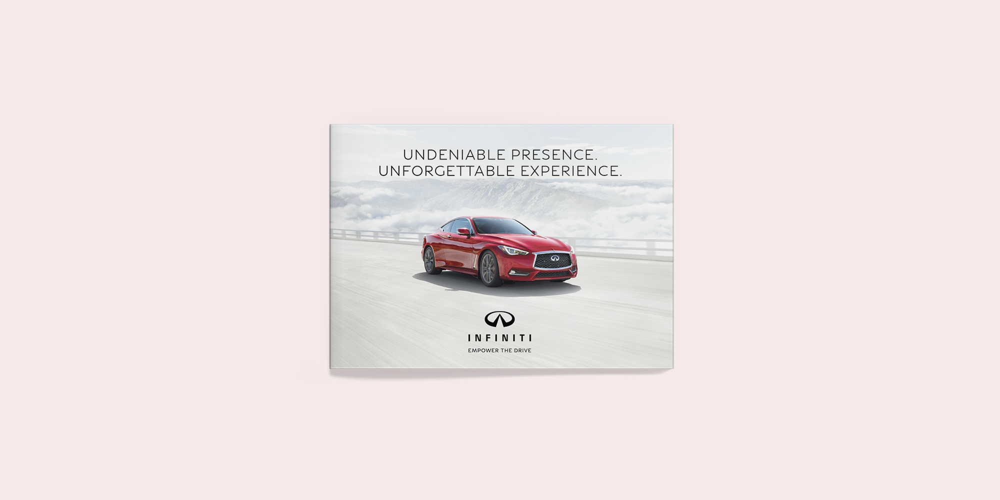 INFINITI Cars Brighton Brochure