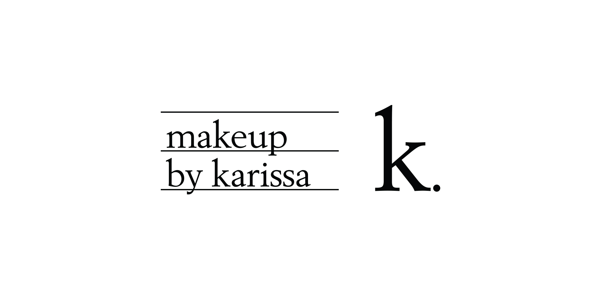 Makeup by Karissa Branding