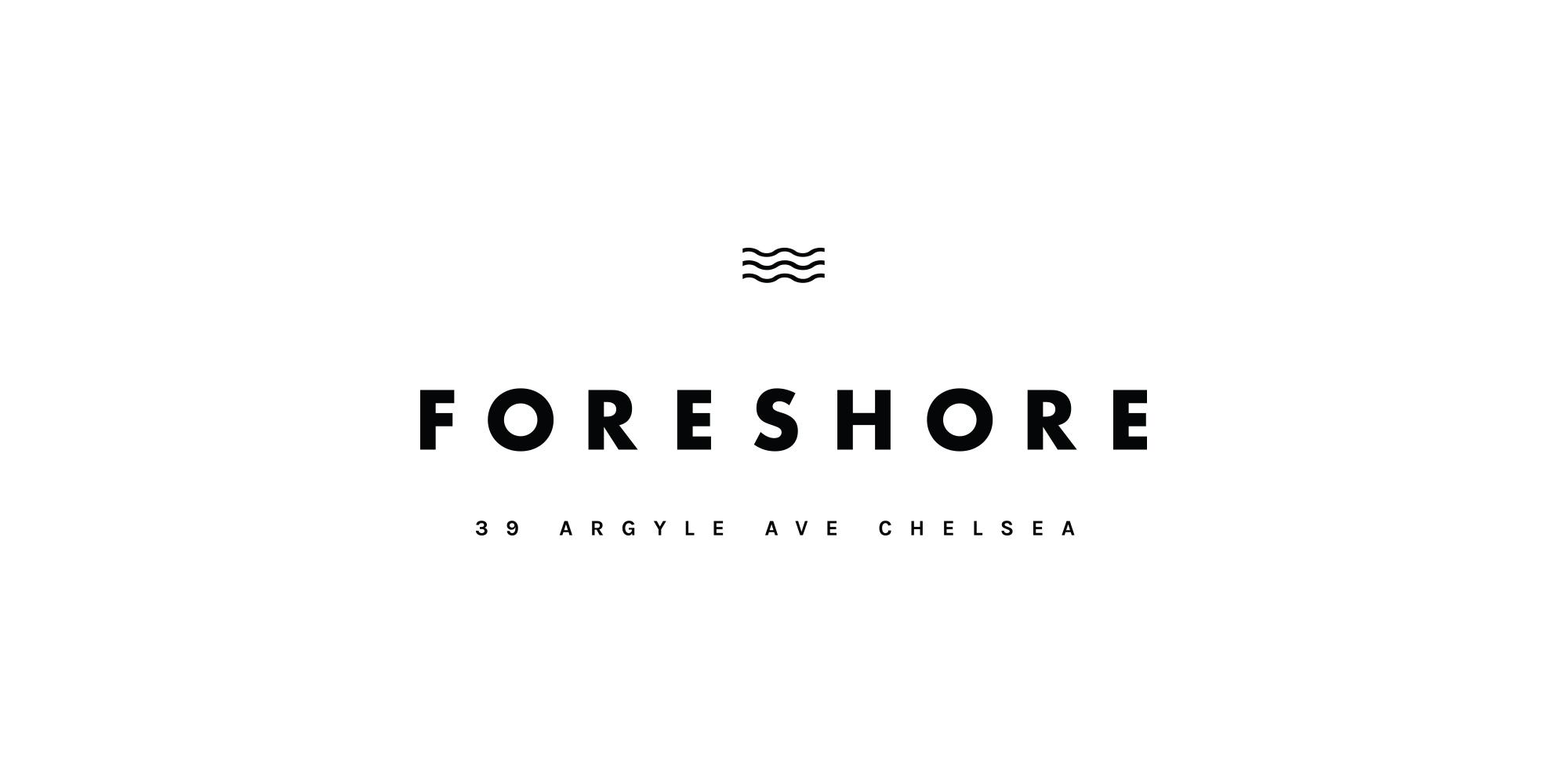 Preer Foreshore Branding