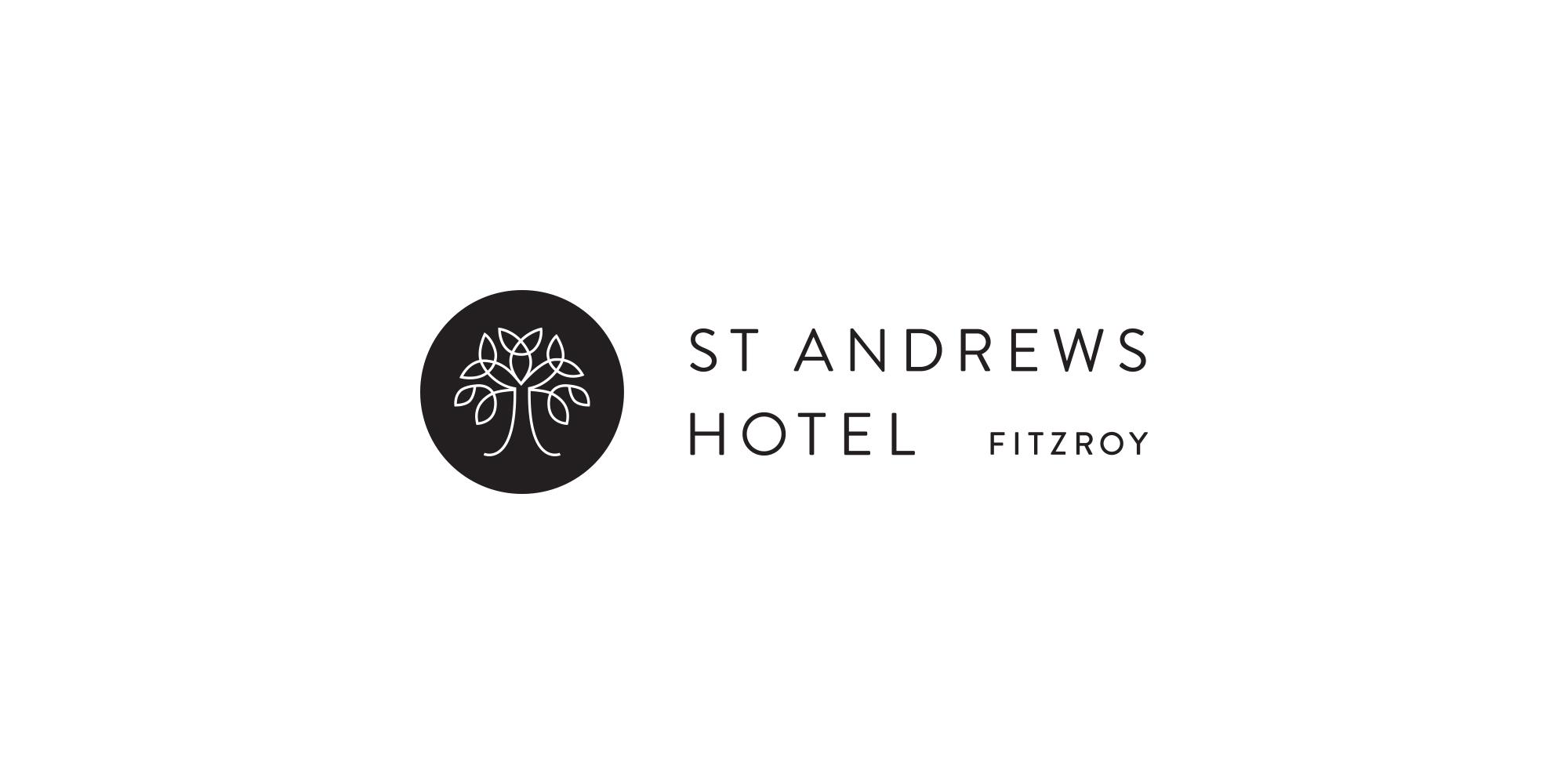 St Andrews Hotel Branding