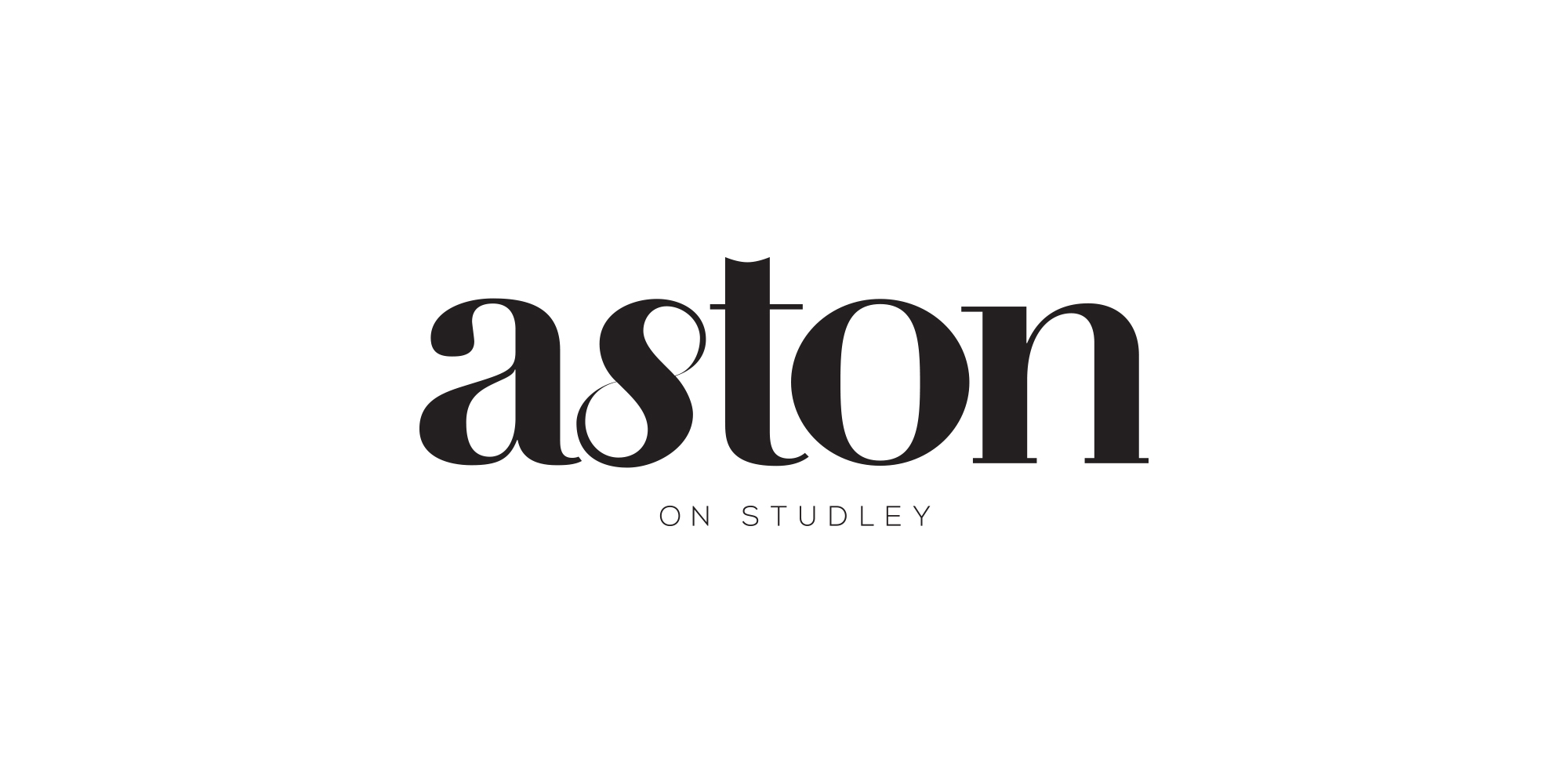 Vive Developments Aston Branding